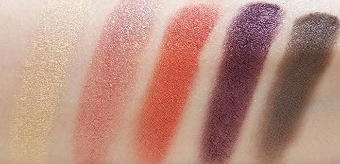 L´Oréal Paris - La Petite Eyeshadow Palette - Maximalist - Swatches - Madame Keke Luxury Beauty Blog