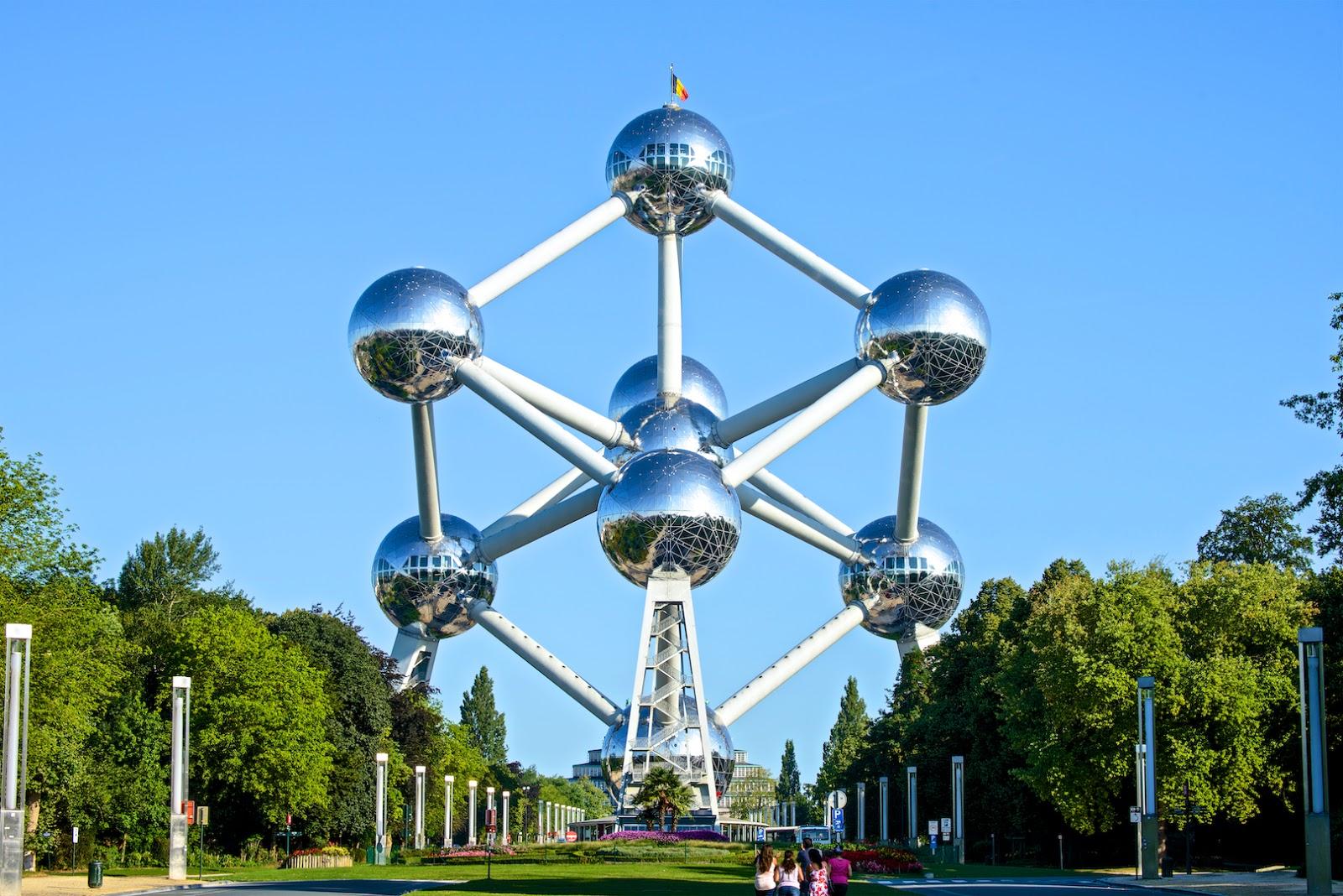 Tempat Yang Wajib Dilawati Bila Ke Belgium, Eropah.