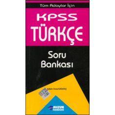 Mezun Akademi Türkçe Soru Bankası Cep Boy 2013