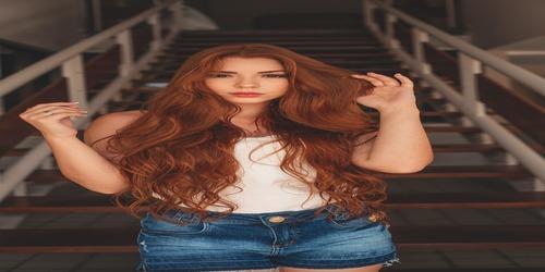 الشعر الخشن و القصير