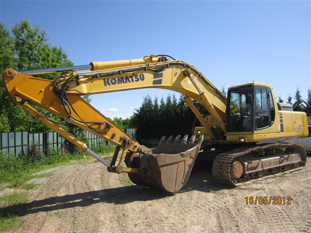 Pictures of MEVAS Heavy Equipment Inspections: Mai 2013