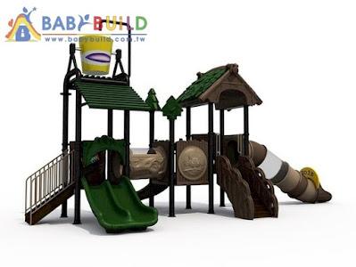 BabyBuild水上遊具
