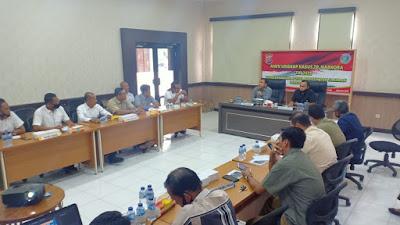 Ditresnarkoba Polda Banten Gelar Anev Tri Wulan II