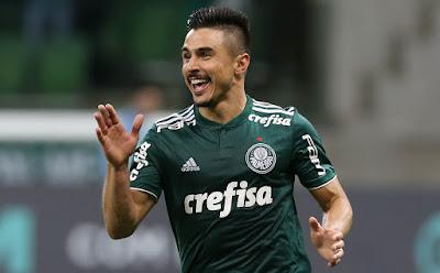 Atacante do Palmeiras
