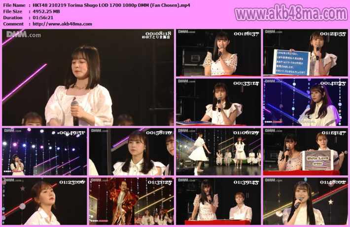 210219 HKT48 配信イベント