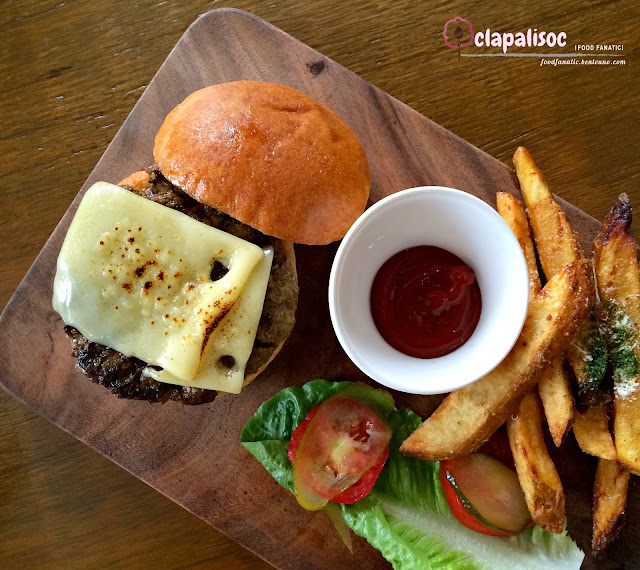 Single Origin Burger from Single Origin