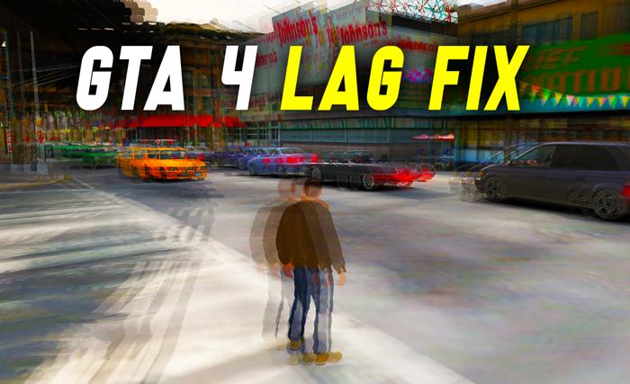 GTA 4 Lag Fix ( Low-End PCs ) 2GB Ram, No Graphics Card