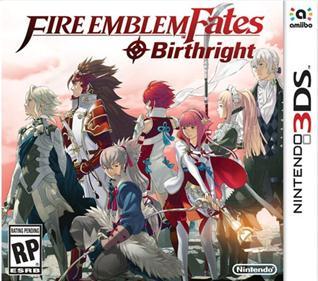 Rom Fire Emblem Fates Birthright 3DS