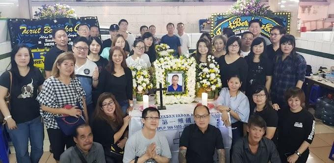 Ucapan Terima Kasih Dari Keluarga Besar Alm Hery Wijaya