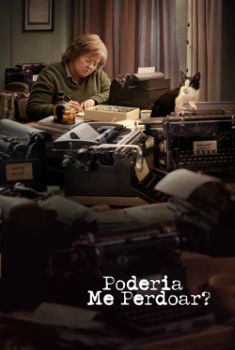 Poderia Me Perdoar? Torrent – BluRay 720p/1080p/4K Dual Áudio