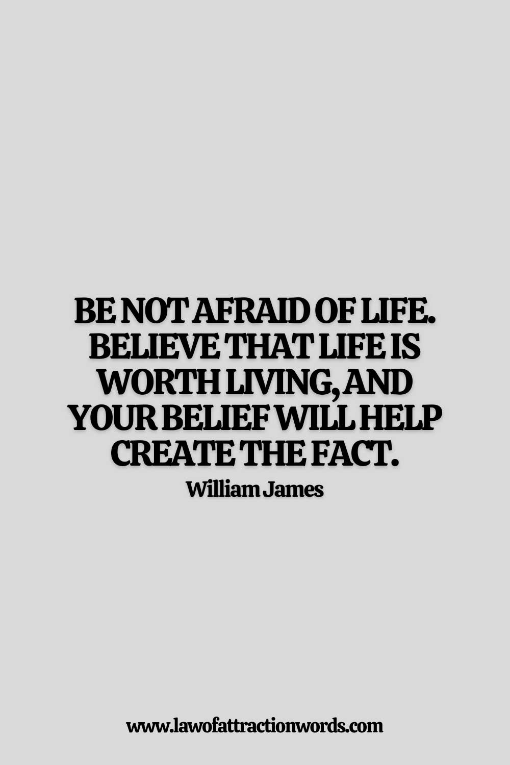 Life Quotes To Overcome Fear and Anxiety