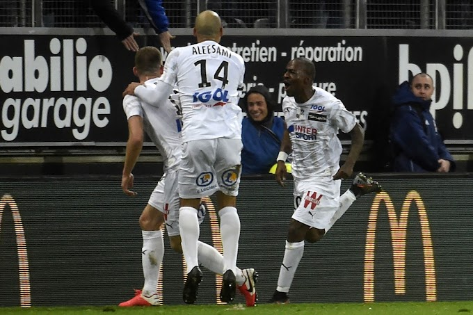 Amiens 4-4 PSG: PSG's epic comeback win denied by late equaliser