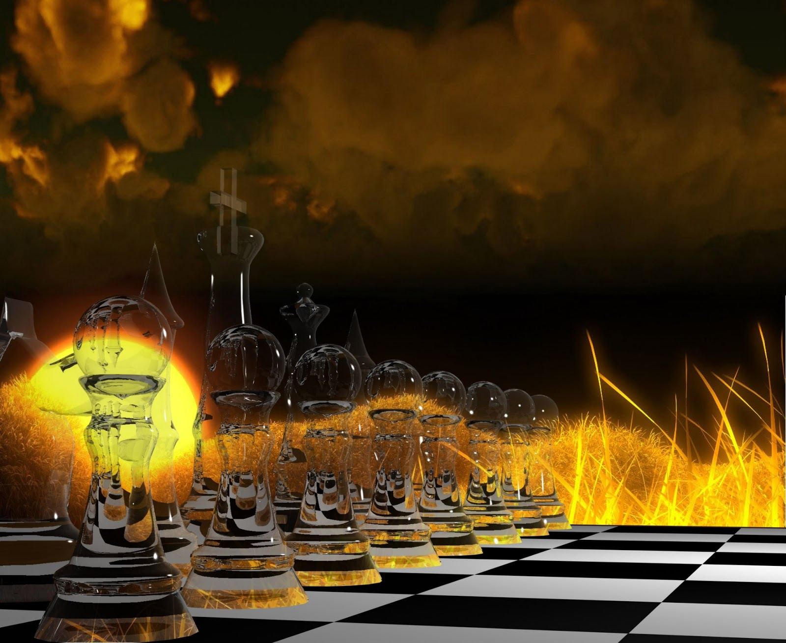 Chess Wallpaper Chess Game Hd Wallpapers: Chess Wallpapers For Computer