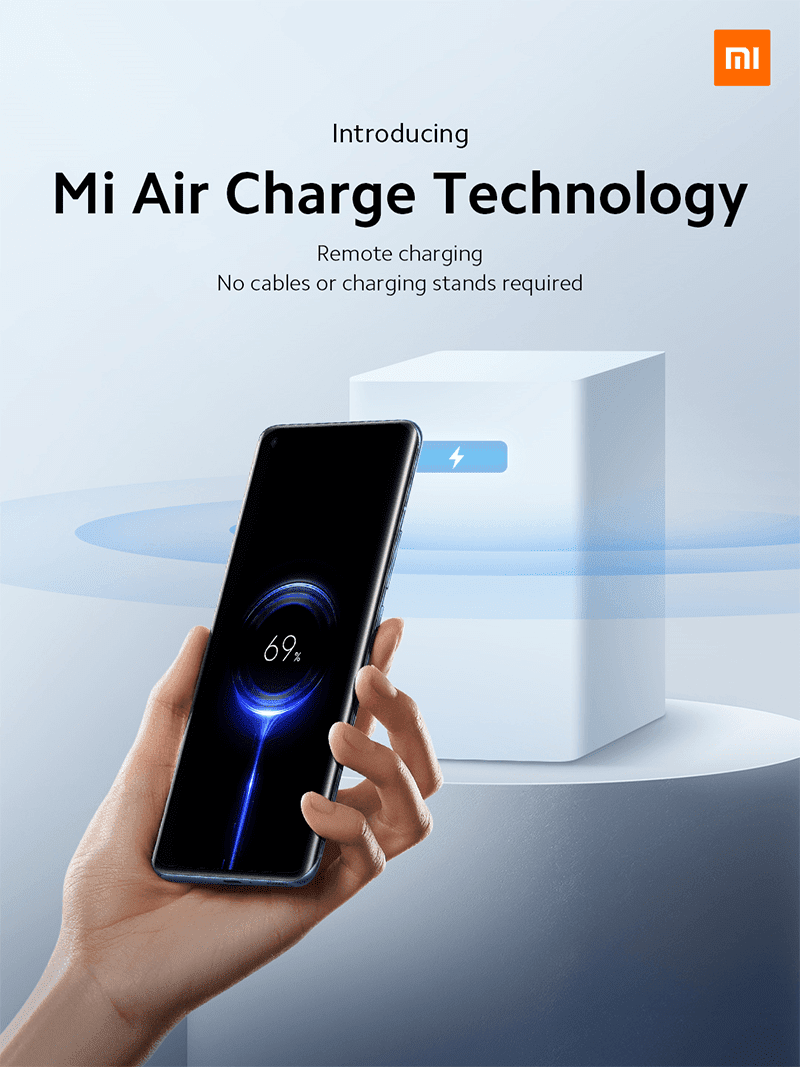 A remote charging tech