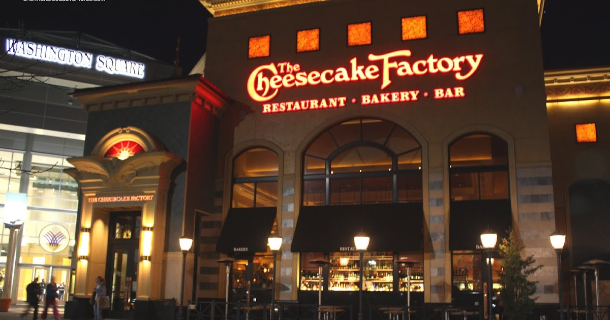 Cheesecake Factory Aktie