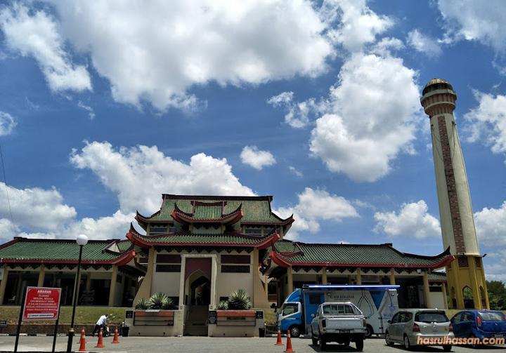 Masjid Beijing, Masjid Cina Pertama di Malaysia