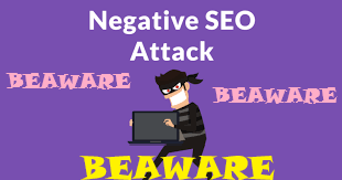 BEAWARE-of-negative SEO