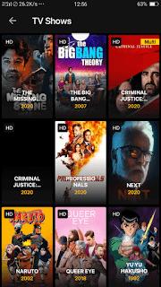 Pocket TV - screenshot 5