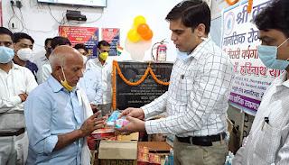 #JaunpurLive : श्री कृष्णा न्यूरो अस्पताल में मनाई गई तीसरी वर्षगांठ