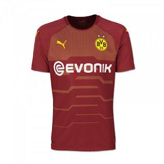 Borussia Dortmund Puma Third Kit 2018-19