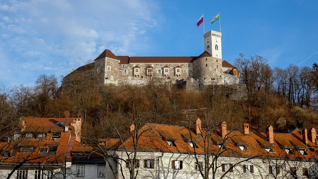 It has two names, the Ljubliana Castle