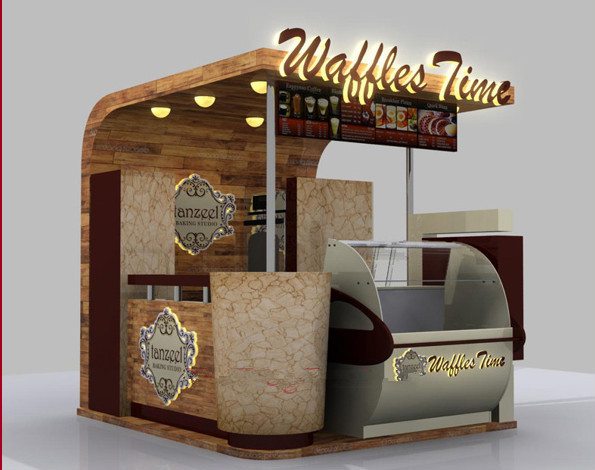 Booth Waffle