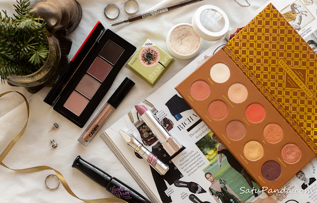 10 лучших продуктов 2020: декоративная косметика