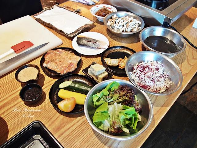 Enju Japanese Restaurant Pullman Kuala Lumpur City Centre Hotel Bento Ingredients