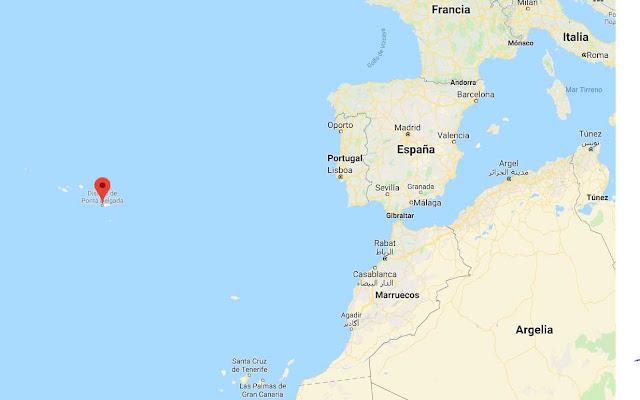 dónde están las Azores