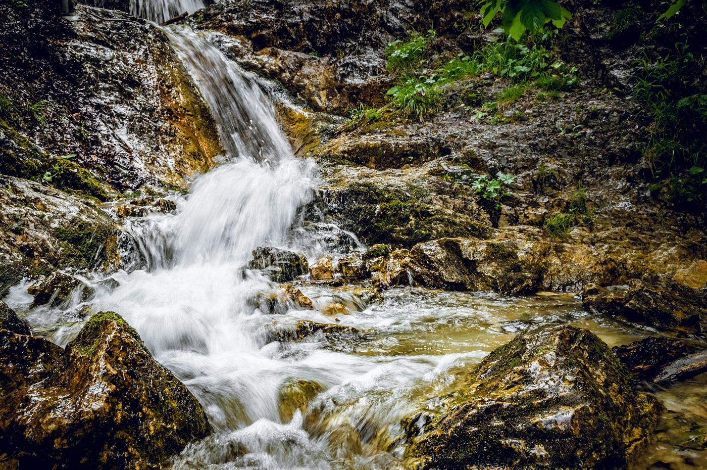 Dierowy potok Mała Fatra szlaki