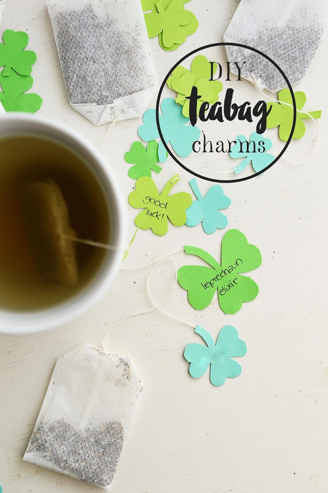 DIY Lucky Teapot Charms | Motte's Blog