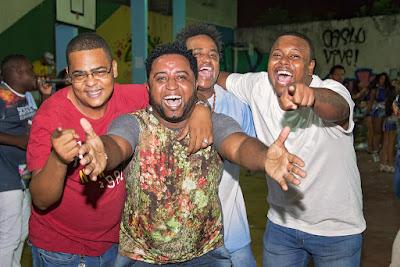 parceria campeã da Unidos da Ponte 2018