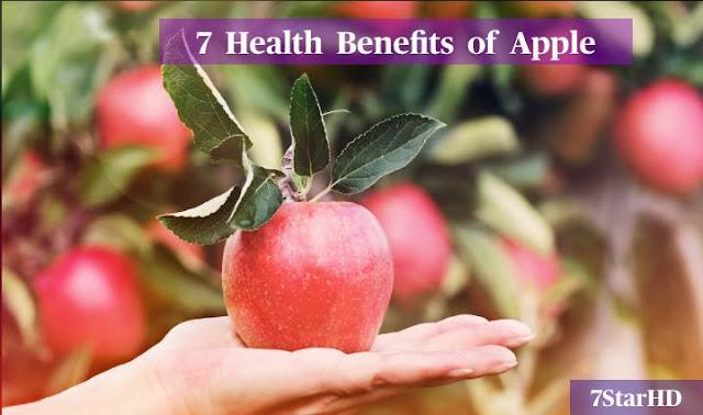 7starhd, Health Benefits of Apple, 7starhdwin