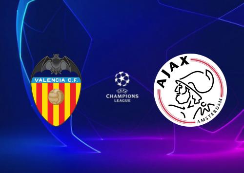 Valencia vs Ajax -Highlights 2 October 2019