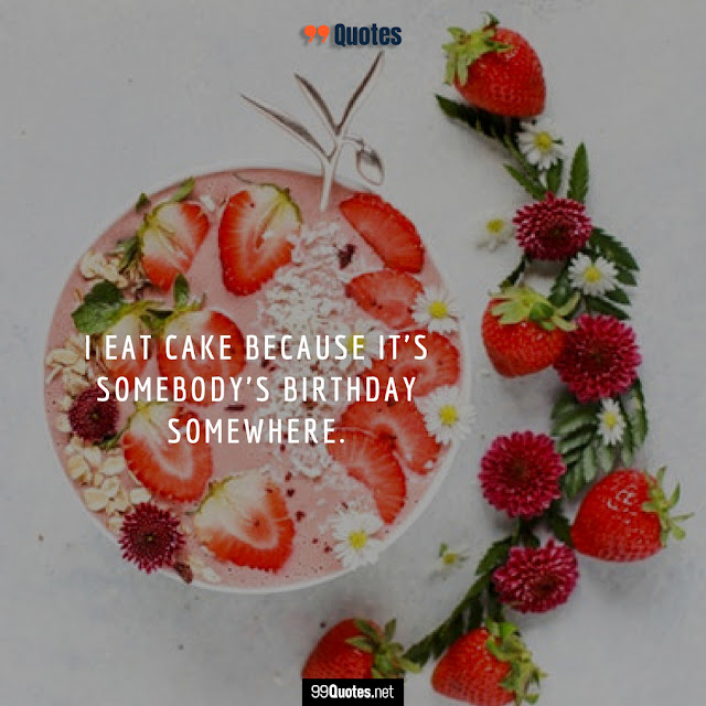 fun food quote