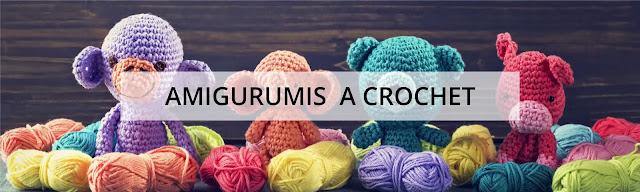 Amigurumis a Crochet