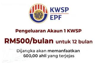 KWSP Akaun 1
