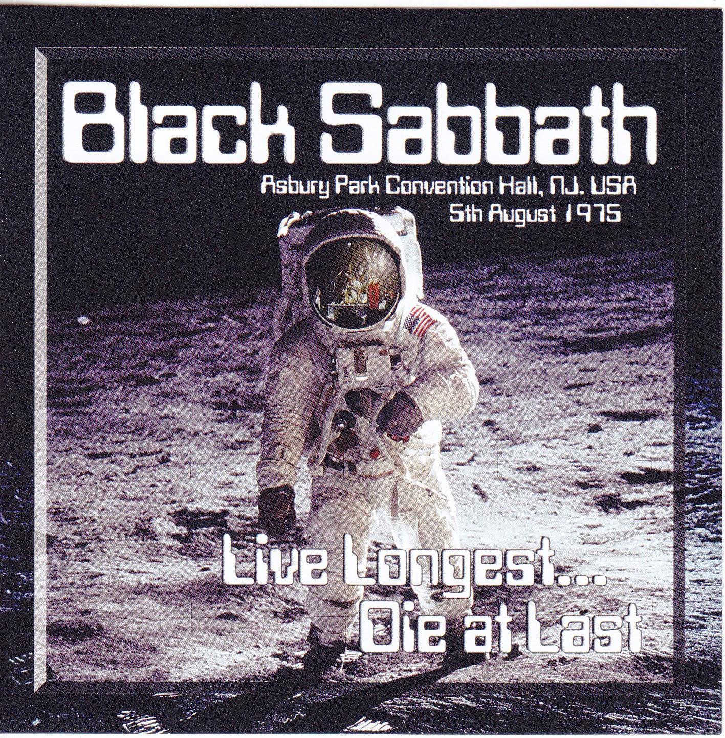 black sabbath live ozzy