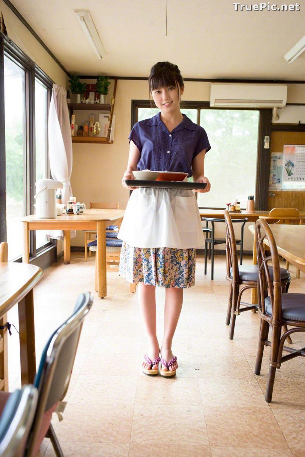 Image Wanibooks No.130 - Japanese Idol Singer and Actress - Erina Mano - TruePic.net - Picture-1