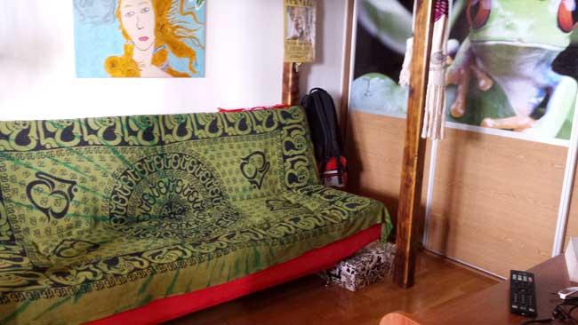 duplex en alquiler calle forada grao castellon dormitorio1