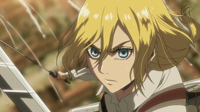 الحلقة التاسعة من Shingeki no Kyojin S3 مترجمة
