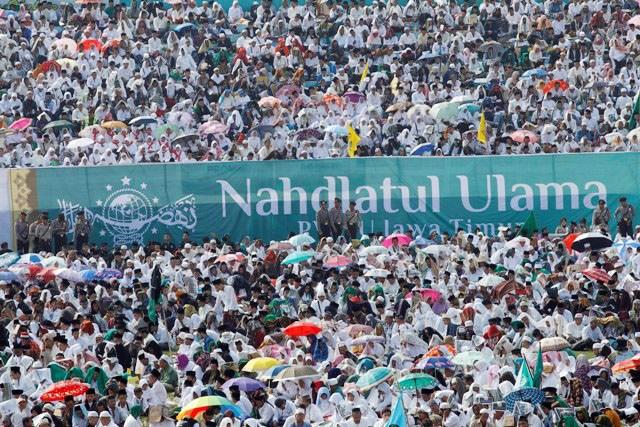 Mari Berorganisasi NU dengan Penuh Cinta dan Rukun !