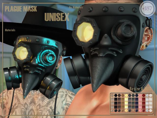 Plague Mask @ Fetish Fair 2nd Edition