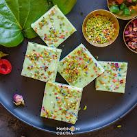 Easy Banarasi Paan Fudge