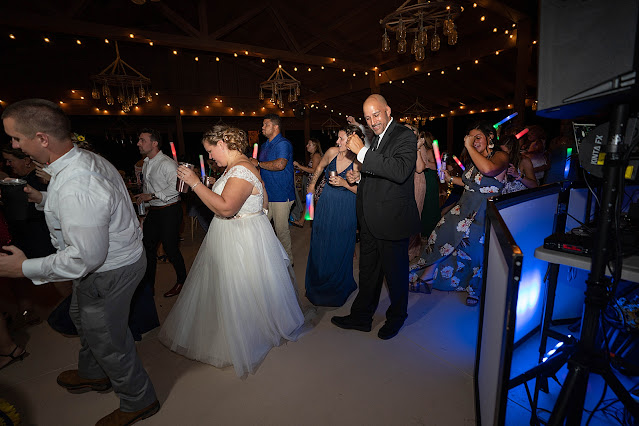 Reception dance floor Magnolia Manor Wedding Photos by Stuart Wedding Photographer Heather Houghton Photography