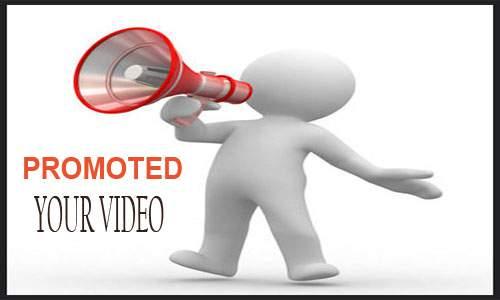 promosi video