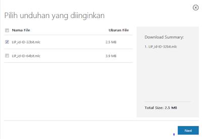 Cara Mudah Merubah Windows 7 ke Bahasa Indonesia