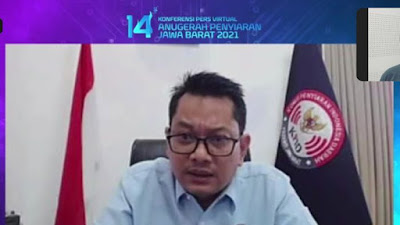 KPID Jawa Barat Akan Gelar KPID Award 2021