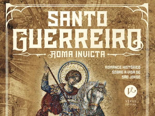 [Resenha] Santo Guerreiro: Roma Invicta - Eduardo Spohr